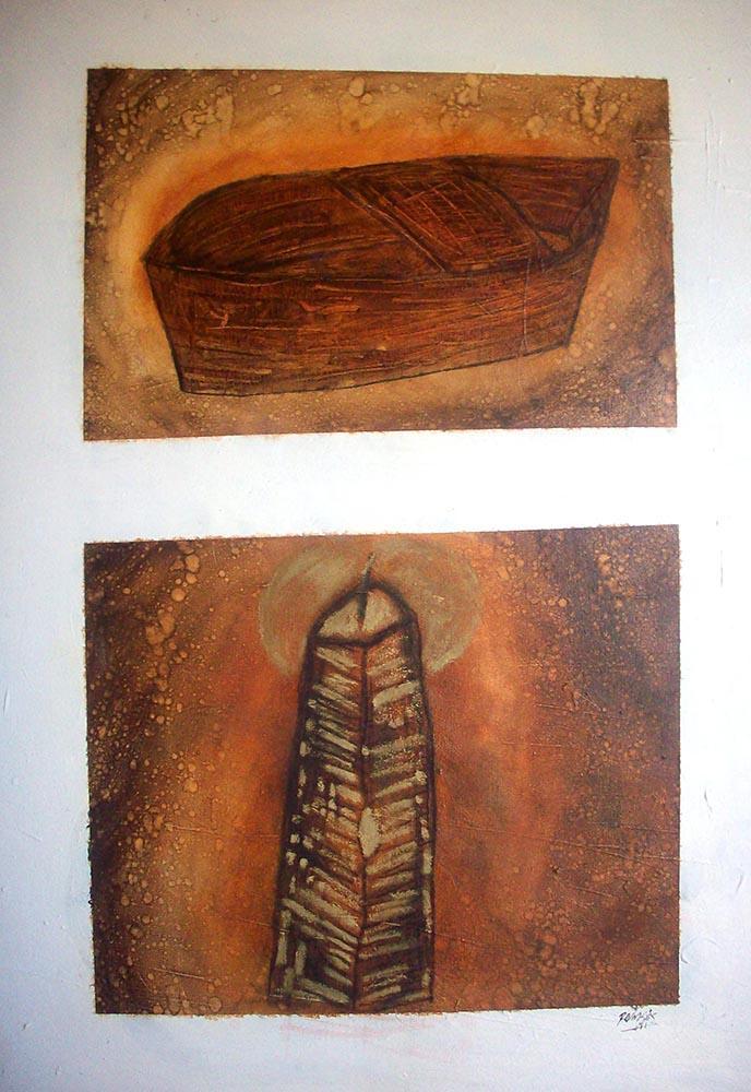La nave y la fé Ramses Morales