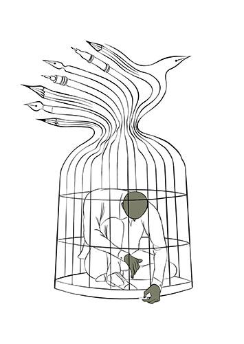 Self prison