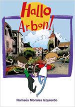Comic-Hallo-Arbon-Titel